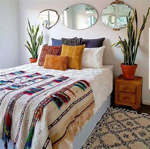Pin, On, Bohemian, Style, Decorating