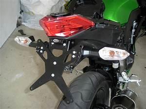 Japan Stecker Motorrad : z300 protech kennzeichenhalter mit originalblinkern ~ Jslefanu.com Haus und Dekorationen