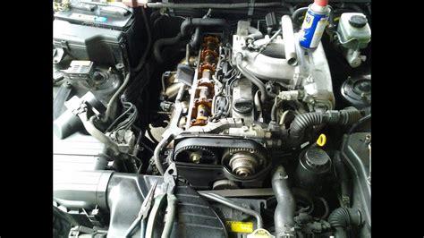 lexus  exhaust valve gasket replacement part  youtube