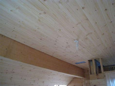 lambris auto construction d une maison en bois massif