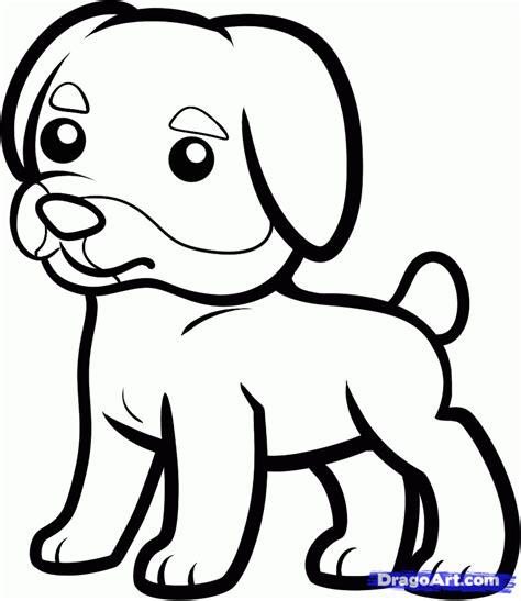 draw  rottweiler  kids step  step animals