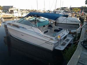 Sea Ray 270 Sundancer 1984 For Sale For  8 900
