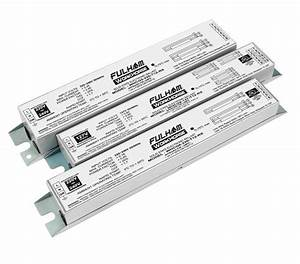 Fulham  Lighting    Global  Intelligent  Sustainable  Distribution Grade T8  T12 Ballasts