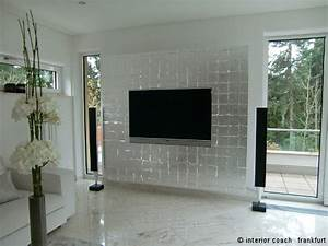 Tv Wand Design : interior coach brigitte peter innenarchitektur interior design frankfurt beraten ~ Sanjose-hotels-ca.com Haus und Dekorationen