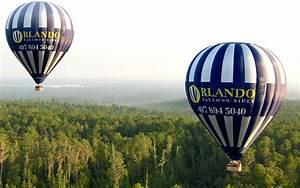 Orlando Balloon Rides - Hot Air Ballooning at its Best ...