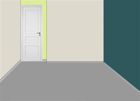 chambre bleu canard du vert dans la chambre dans mon cocon