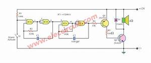 4 Gate Tone Generator Circuits Using Ic