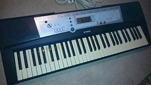 Yamaha Ypt 200 : yamaha ypt 200 keyboard for sale in thurles tipperary ~ Kayakingforconservation.com Haus und Dekorationen