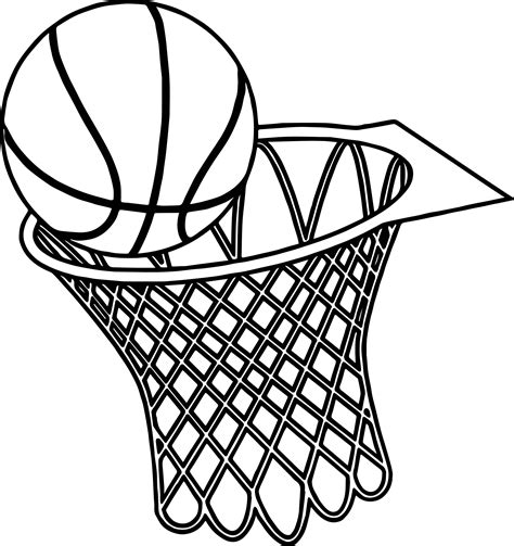 basketball coloring pages bell rehwoldtcom