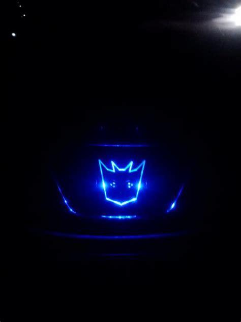 light up car emblems light up nissan emblem page 2