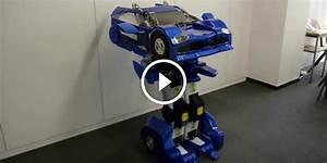Project J-Deite Quarter TRANSFORMER – From Robot To ...