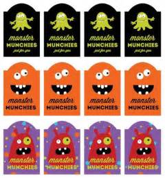 Food Sign Up Sheet Template Munchies Printable Labels For Treats Label Templates Ol1061 Onlinelabels Com
