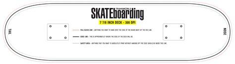 pintail longboard deck template 11 longboard template skateboard template psd by dmel87