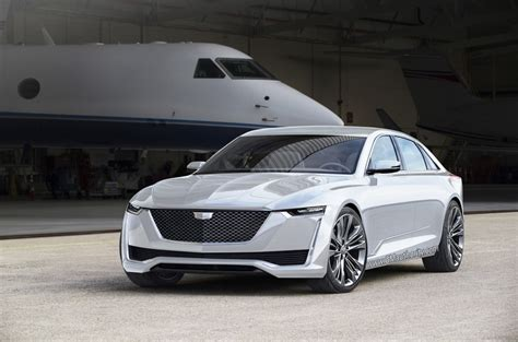 Cadillac Ct6 Rendering by Cadillac Escala Sedan Visualized In Pictures Gm Authority