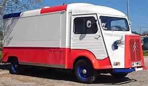 Citroen Hy Restauration : citroen type h food truck techni restauration food truck ~ Medecine-chirurgie-esthetiques.com Avis de Voitures