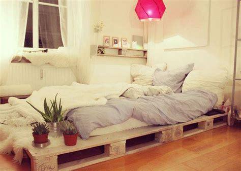 Europaletten Bett Weiß by ᐅ Palettenbett Selber Bauen Kaufen Europaletten Bett