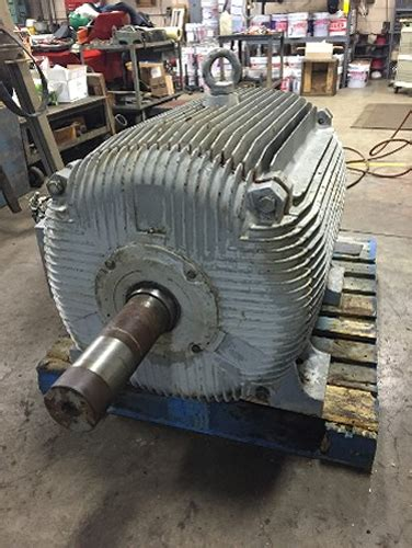 Electric Motor Repair Shop by Electric Motor Service Ny