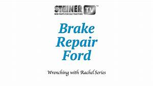 Brakes On Ford