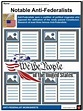 Anti-Federalist Facts, Worksheets & Members For Kids