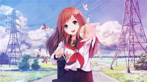 Happy Anime Wallpaper - happy anime anime wallpaper 1920x1080 281690