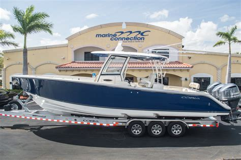 Cobia 344 Boat Test by New 2016 Cobia 344 Center Console Boat For Sale In West