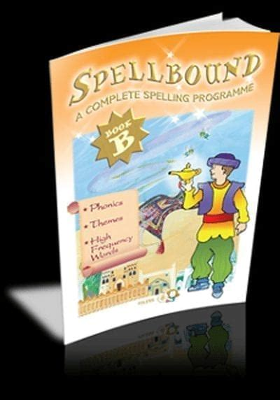 Double click on anywhere on the video while playing to view in full screen or click on the full screen icon in the video. Spellbound B - 2nd Class - Primary School Books, English, Second Class,