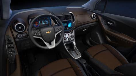 chevy trax interior chevrolet 2014 renovaci 243 n de gama y descuentos muy