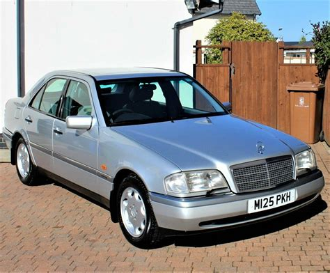 Fahrzeug hat diverse neuteile bekomme in letzter zeit. 1995 Mercedes C280 Elegance Automatic (W202 Model) Only 34906 Miles, Elderly Owned, Full History ...