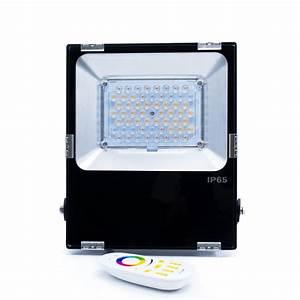 Pont Wifi Exterieur : milight gledopto compatible avec wifi pont dimmanle projecteur 50 w rvb a men la lumi re d ~ Teatrodelosmanantiales.com Idées de Décoration