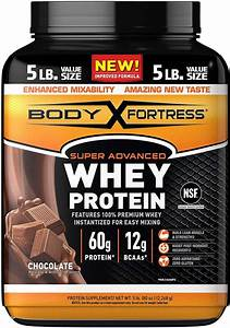 Body Fortress Super Advanced Whey Protein Powder Review  U0026 Expert Analysis