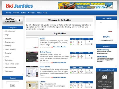 Best Bid Site Php Builder Top 10 Best Php Scripts For Directory Site