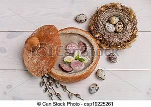 Repas De Paques Traditionnel : traditionnel table paques repas polonais image de ~ Melissatoandfro.com Idées de Décoration