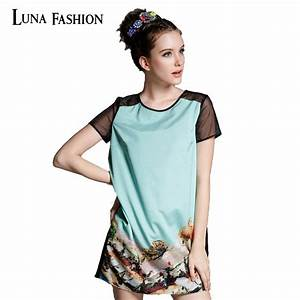 xl 2xl 3xl 4xl 5xl tunique femme women clothes 2015 plus With t shirt robe femme