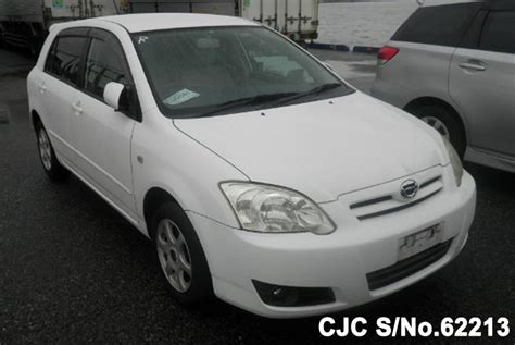 automotive air conditioning repair 2005 toyota corolla electronic valve timing 2005 toyota corolla runx white for sale stock no 62213 japanese used cars exporter