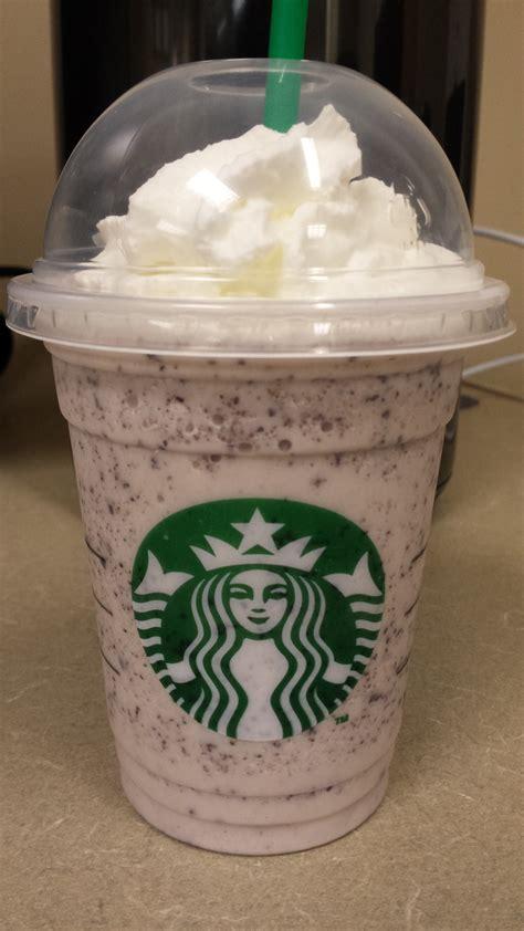 Starbucks? Secret Menu: Cookies and Cream Frappuccino : Niner Times