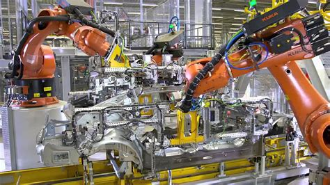 bmw  series production full documentary manufacturing
