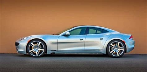 Fisker Karma Named Top Car Of The Year By Bbc's Top Gear