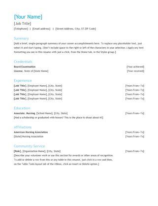 Resume Outline Word by Resume Outline Word Hudsonhs Me