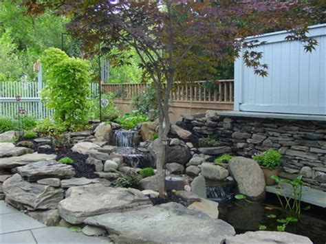 how much does a pond cost pond pricing koi fish pond construction installation rochester ny acorn ponds waterfalls