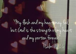 BIBLE VERSES ABOUT STRENGTH COURAGE AND HOPE image quotes ...