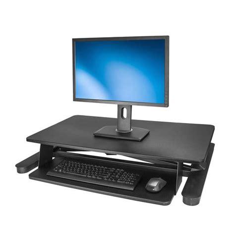 sit stand desk converter sit stand desk converter startech com australia