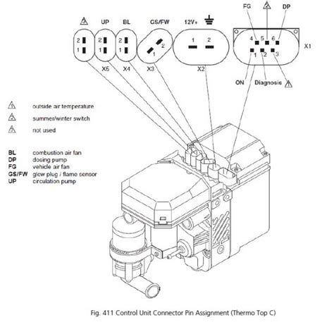 webasto thermo top wiring diagram best free wiring diagram