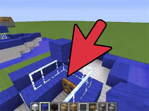 How To Make A War Boat In Minecraft by Fishing Boat Instant Get How To Make A Kayak In Minecraft
