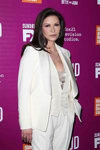 CATHERINE ZETA JONES at Feud Premiere in New York 04/18 ...