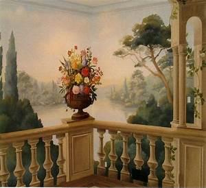 les 118 meilleures images du tableau trompe l39oeil sur With idee de decoration de jardin 12 fresque murale decor peint et trompe loeil peinture