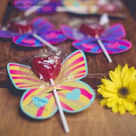 butterfly lollipop holder butterfly birthday party