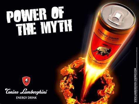 Tonino Lamborghini Energy Drink Light Products,united