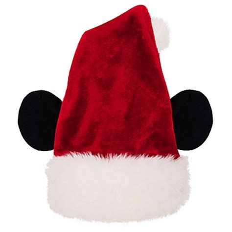 disney christmas hat mickey mouse santa hat