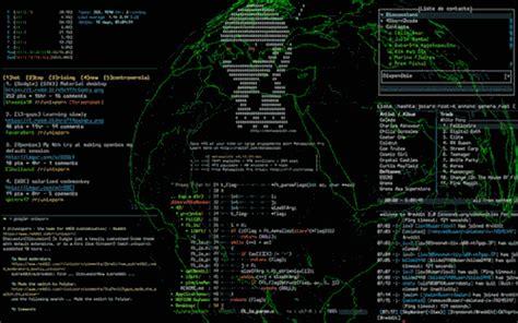 Linux Animated Gif Wallpaper - hacking gif