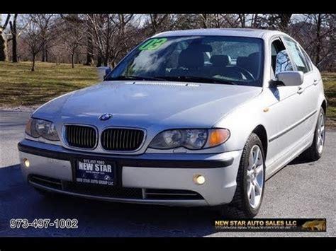 2003 Bmw 3series 330xi Awd Allwheeldrive Sedan Youtube